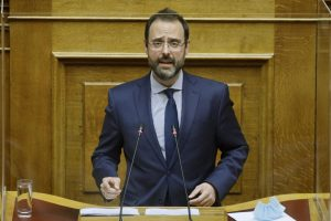 Κων. Μαραβέγιας στη Βουλή: Η Μαγνησία έχει ανάγκη στοχευμένων αντιπλημμυρικών έργων